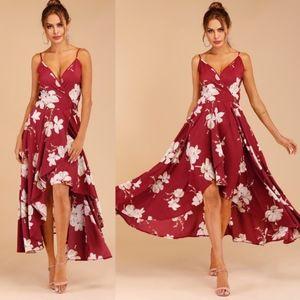 SANDS Floral Print Cami Dress